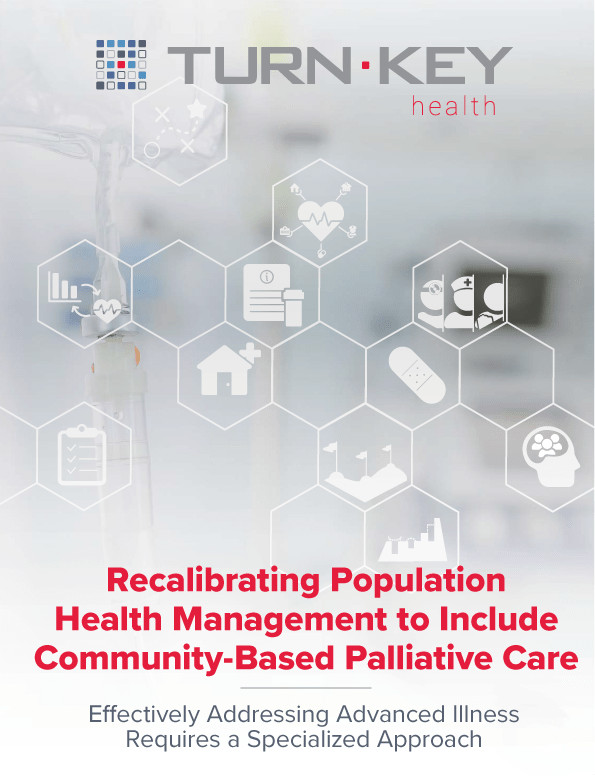 health payer strategies for population health management